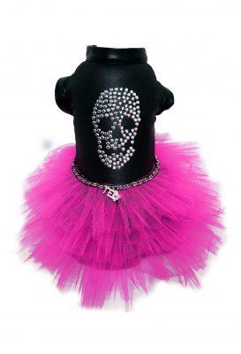 PINK SKULL dress (1)