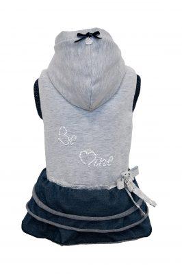 be mine dress in felpa Teo I'm cool
