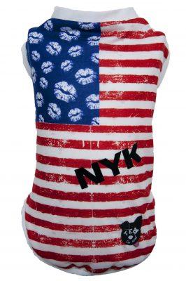 NYK pets t-shirt Teo I'm cool