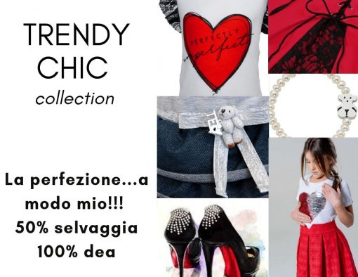 Trendy chic collection 2019-2020