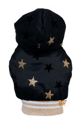 Moon stars bomber