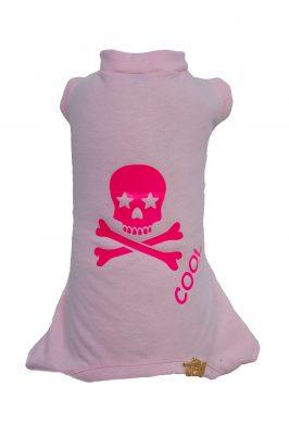 SKULL pijamas pink Teo I'm cool