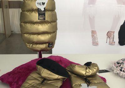 Golg jacket Teo I'm cool